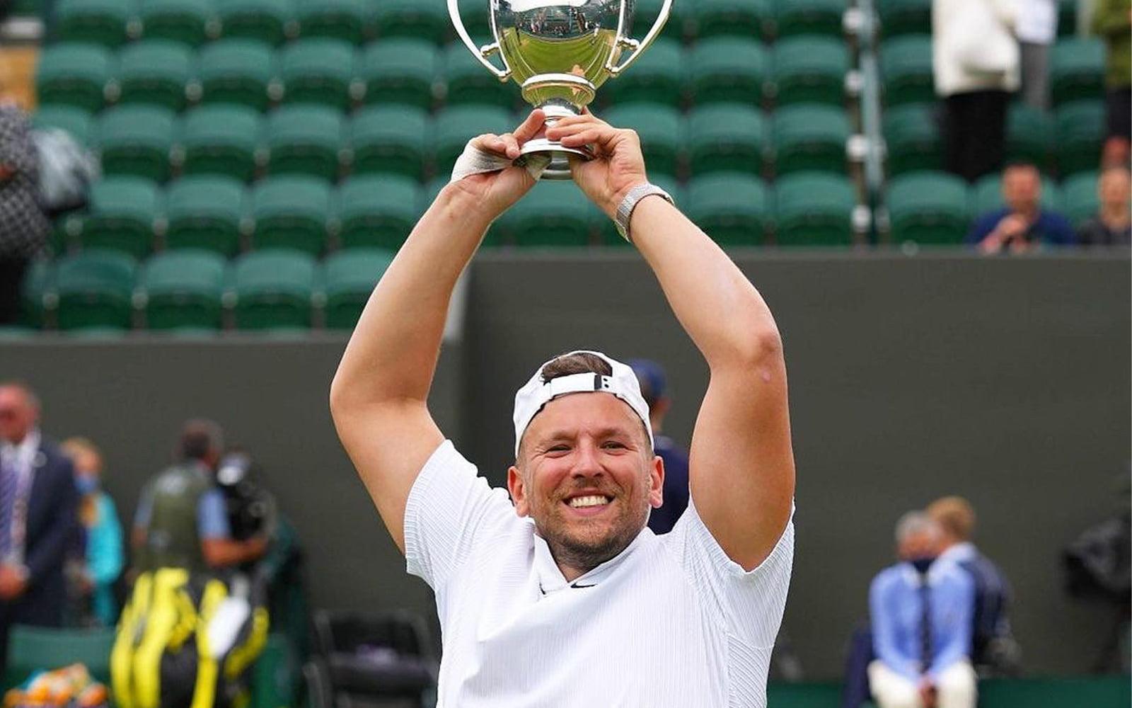 Alcott Crowned Wimbledon Champion