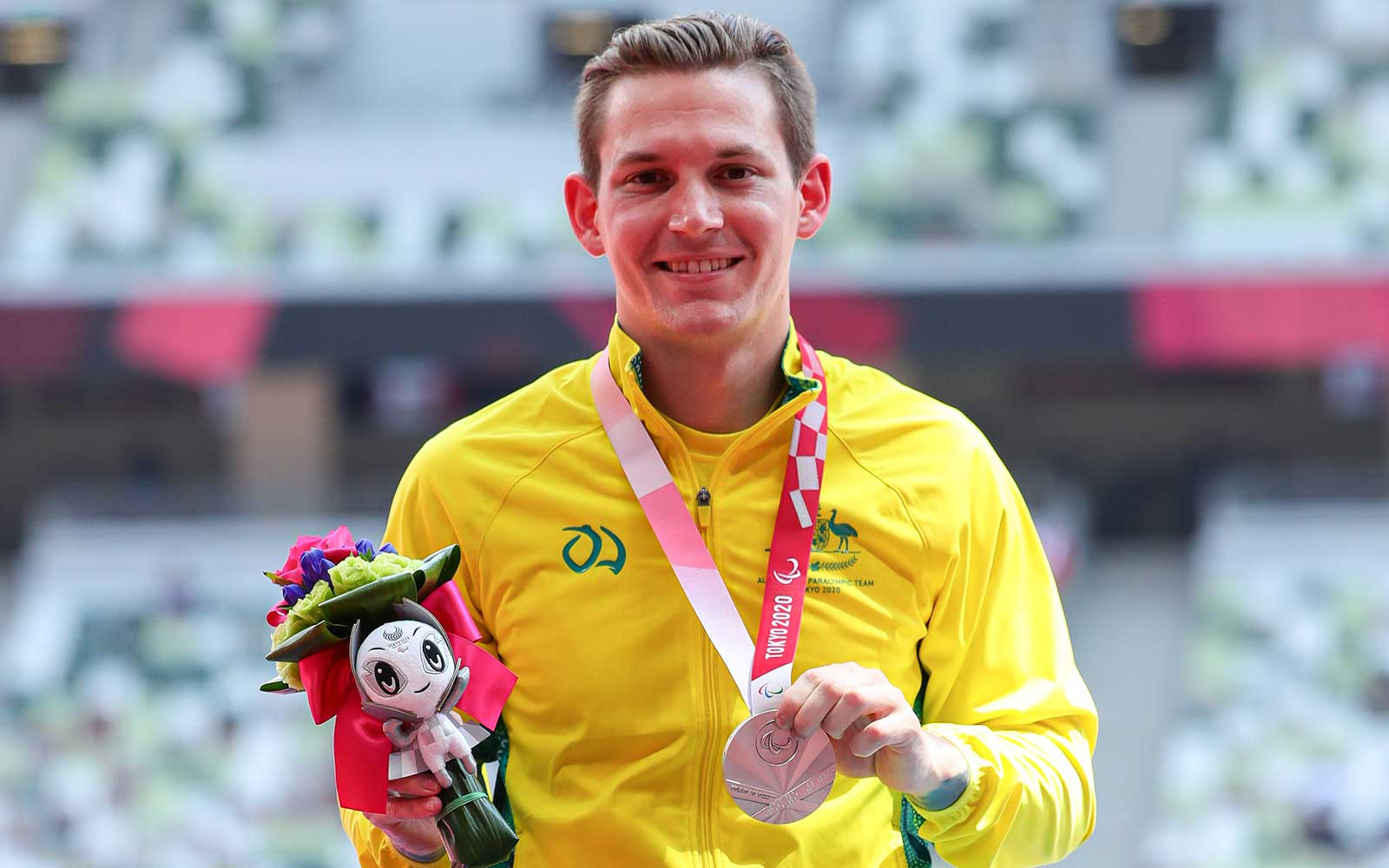 Para-Athletics Day 4: Burian Wins Javelin Silver And Says 'See You In Paris'