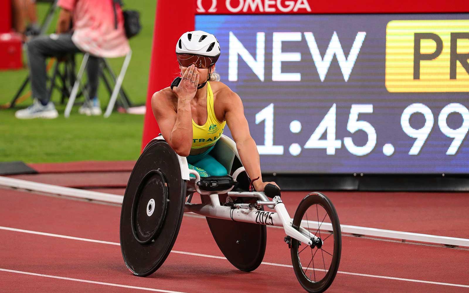 Para-athletics Day 3: At Her Fourth Games, De Rozario Seals Maiden Gold Medal