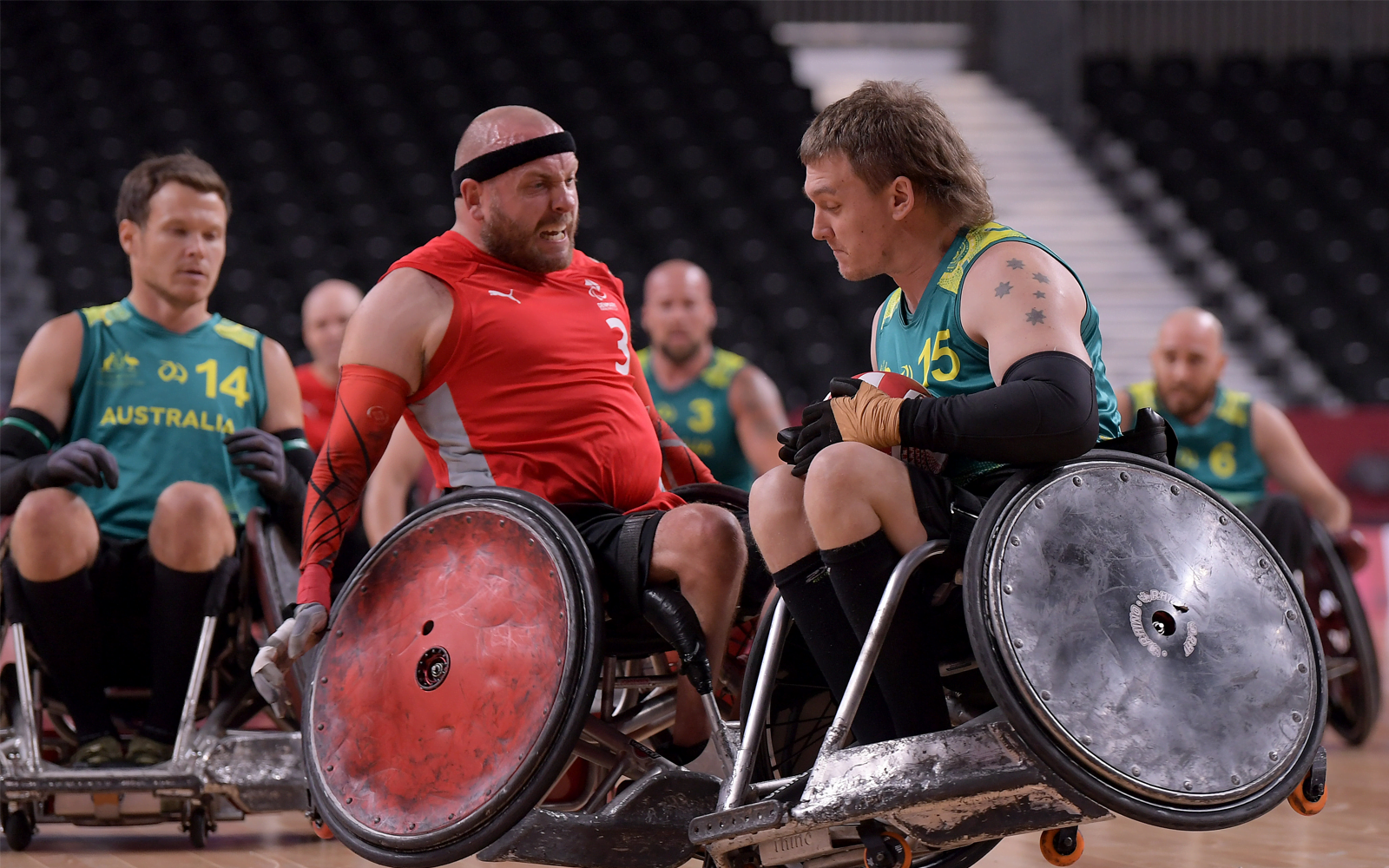 Steelers rocked by upset loss to start their Paralympic defence