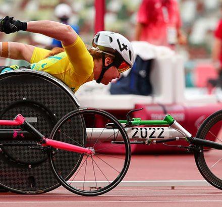 Para-Athletics Day 7: Former German Star Now Representing Australia