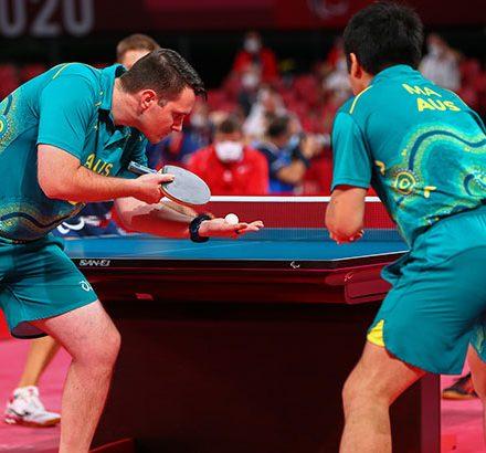 Australia Eyes More Para-Table Tennis Success