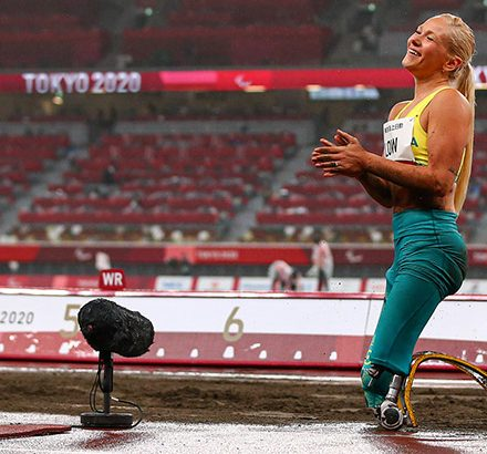 Para-Athletics Day 7: Vanessa Low Prevails On 'All-Girls Night'