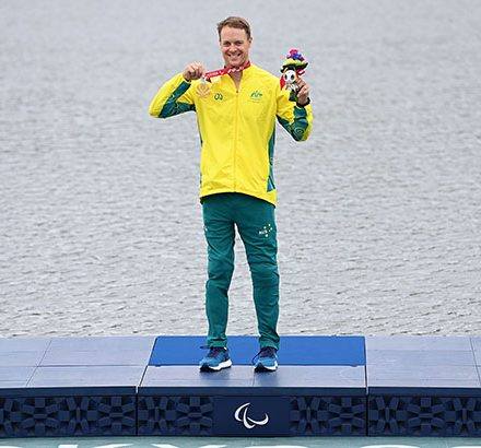 McGrath Makes History With Double Gold Glory