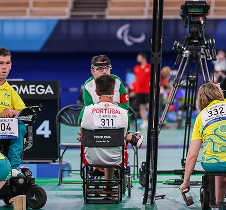 Heartbreaking End To Team Event After Individual Success