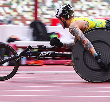 Para-Athletics: Guy Henly Ready For Golden Crack