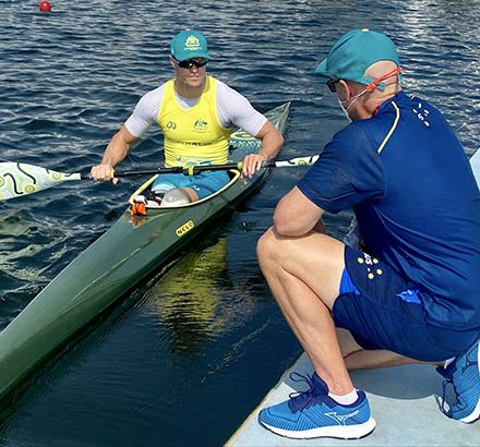 New events added to Para-canoe program puts Aussies in the hunt for more glory