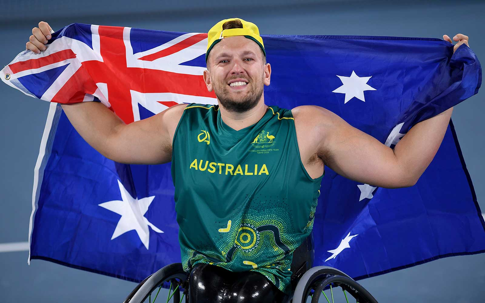 Golden Glow To Paralympic Farewell