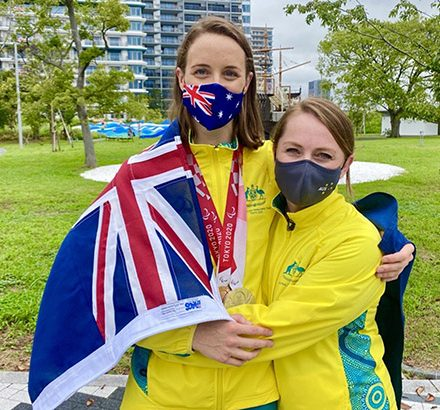 Para-Swimming Great To Carry Australian Flag At Tokyo 2020 Farewell