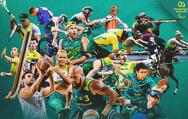 A compilation of action imagery featuring the 18 different sports Australia competed in at the Tokyo 2020 Paralympic Games.