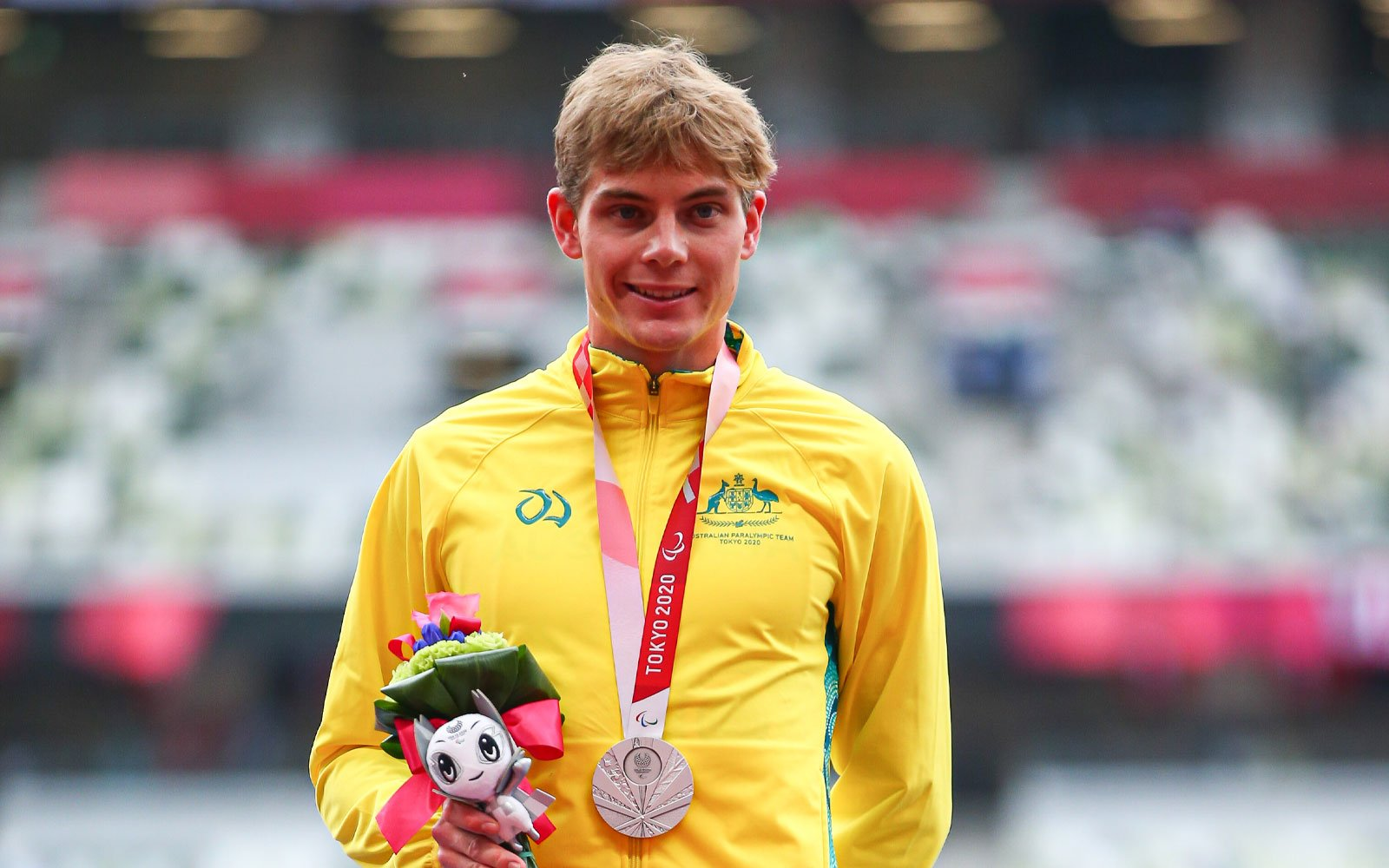 Three more medals added to Australia's track and field haul