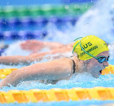 Our Swimmers Prepare For Final Foray