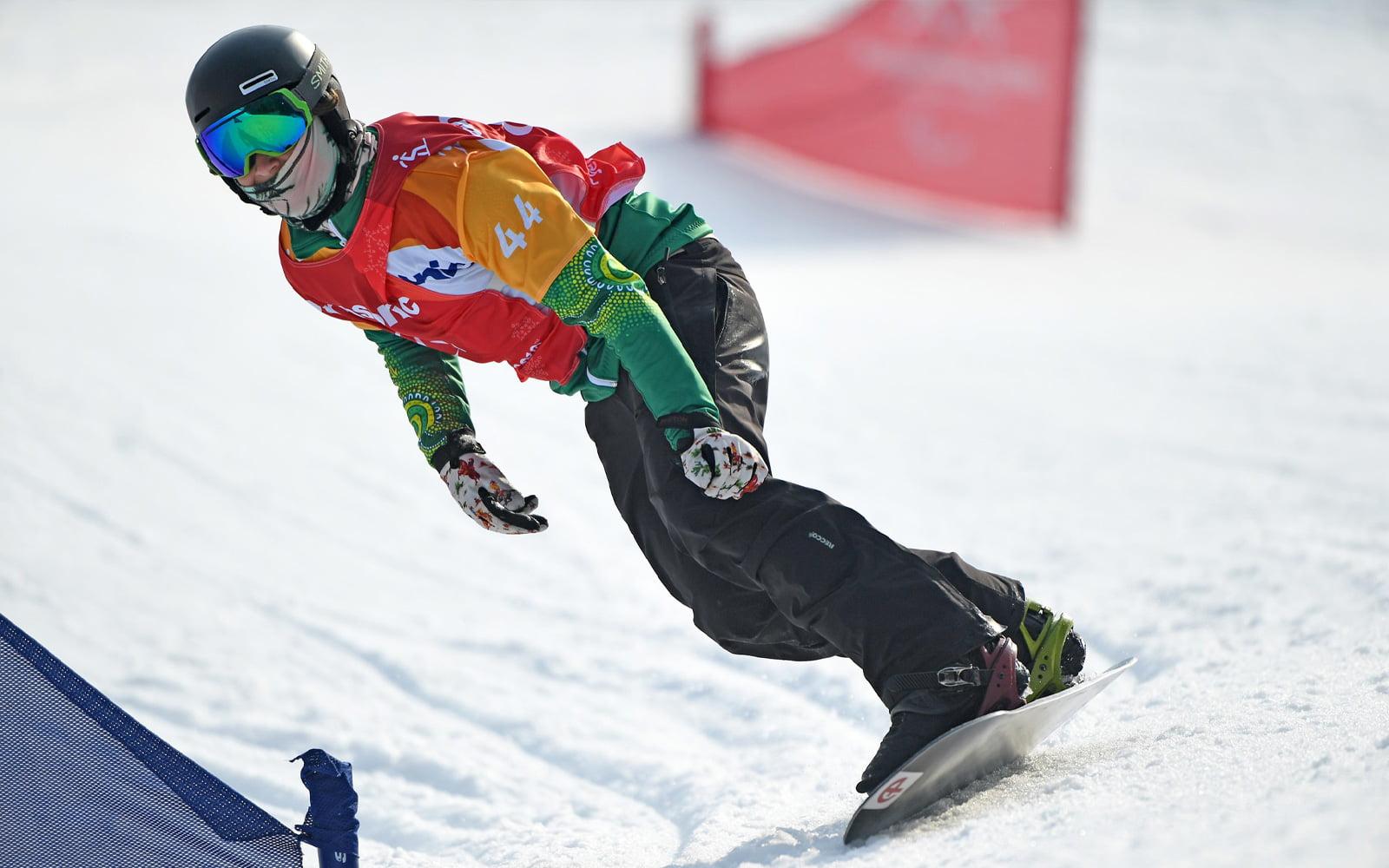 Finnish Expedition Next Up For Aussie Snowboarder